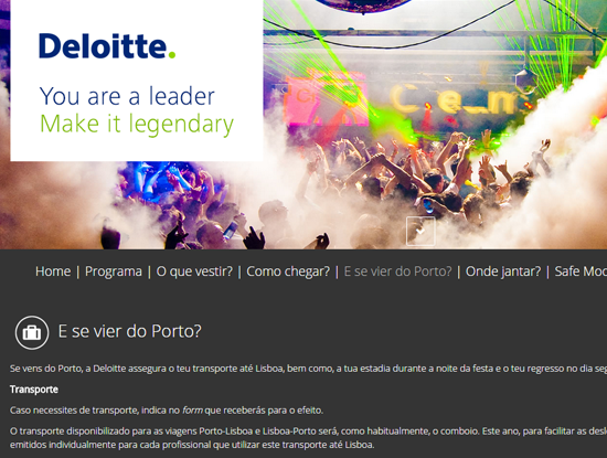 Deloitte Summer Party 2015