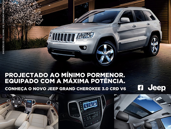 Jeep Email Marketing