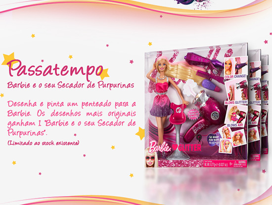 Barbie Email Marketing