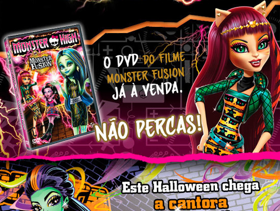 Monster High Email Marketing