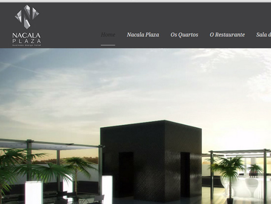 Nacala Plaza Website